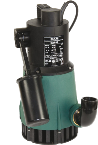 DAB Nova 600 M-A Automatic Submersible Pump